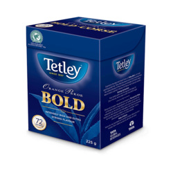Tetley Orange Pekoe Bold
