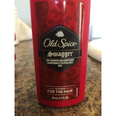 Old Spice Swagger Shampoo