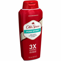 Old spice pure sport body wash