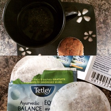 Tetley Ayurvedic Balance Cool-Pitta Herbal Tea