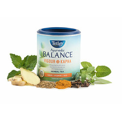 Tetley Ayurvedic Balance Vigour-Kapha Herbal Tea