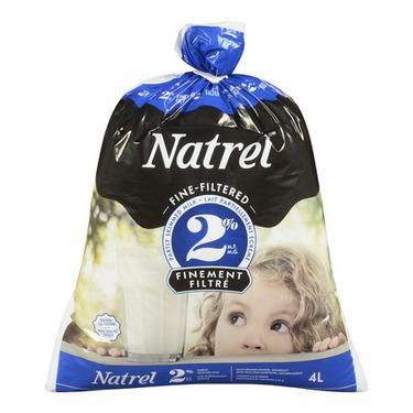 Natrel Fine Filtered 2% Partly Skimmed Milk