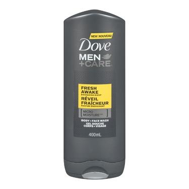 Dove Men +Care Fresh Awake Energizing Scent Body & Face Wash