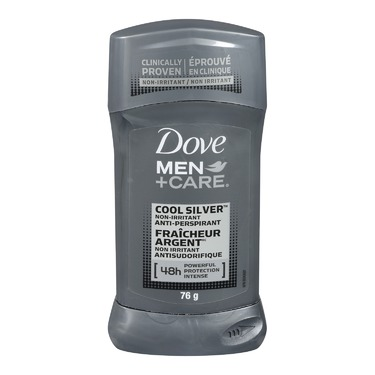 Dove Men +Care Cool Silver Non Irritant Anti-Perspirant Stick