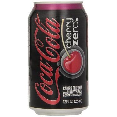 Coca-Cola Cherry Zero