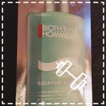 Biotherm Homme Aquapower Oligo-Thermal Refreshing Lotion Moisturizing & Invigorating