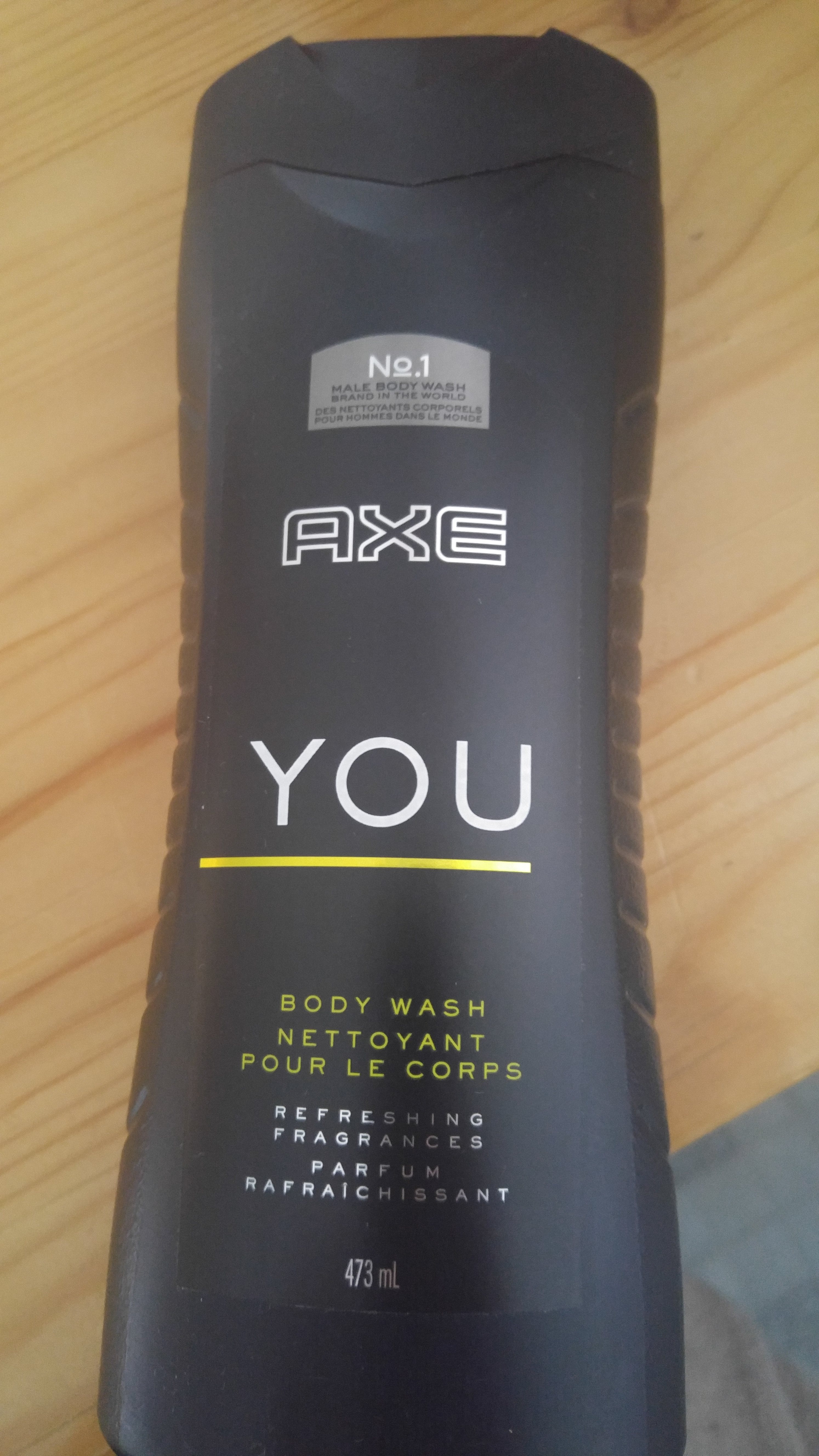 which axe spray smells the best