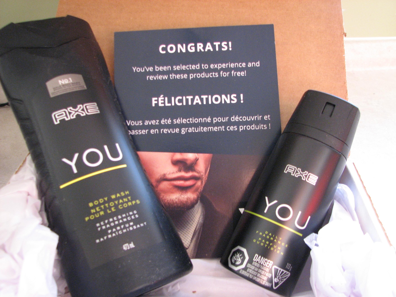 AXE YOU Body Spray reviews in Body Sprays - XY Stuff