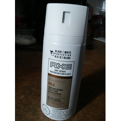 AXE Signature Gold Dry Spray Antiperspirant
