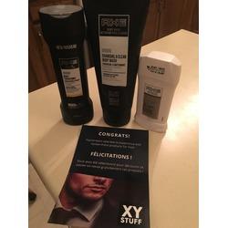 AXE Urban Thickening Style Prep Shampoo