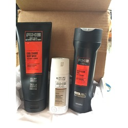 AXE Adrenaline Daily Clean 2-in-1 Style Prep Shampoo