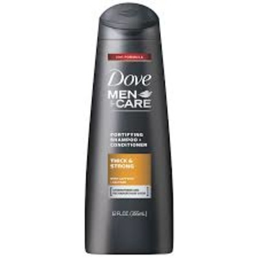 Dove Men + Care Thick & Strong Shampoo & Conditioner