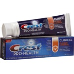 crest pro health clinical plaque control