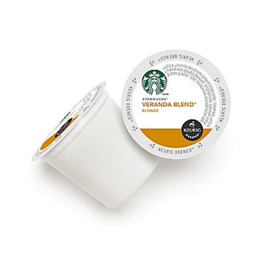 STARBUCKS Veranda blend™ CoffeeLight Roast K-cups