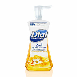 Dial 2 in 1 Moisturizing & Antibacterial Foaming Hand Wash Manuka Honey