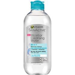 Garnier SkinActive Micellar Water All-In-1 Cleansing Water Waterproof Make-Up Dissolver
