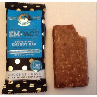 Goal Digger EM+Pact Protein and Energy Bar