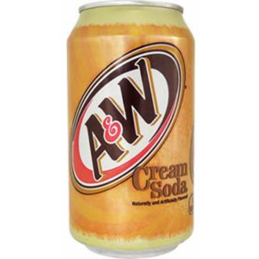A&W;Cream Soda