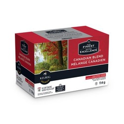 Our Finest Canadian Blend coffee K-cup