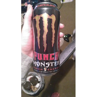Monster Energy Drink Punch