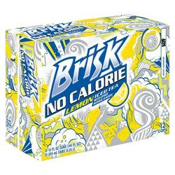 Brisk No Calorie Lemon Iced Tea