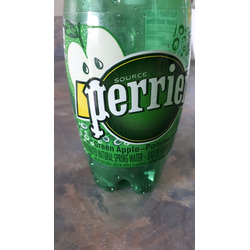 Perrier Green Apple Carbonated Water