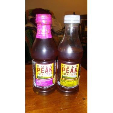Gold peak ice tea