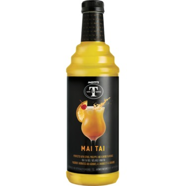 Mott's Mr & Mrs T Mai Tai Cocktail Mix