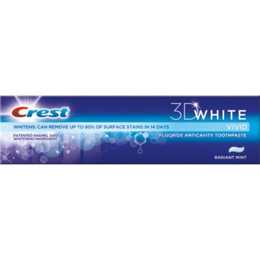 Crest 3D White Advanced Vivid Toothpaste