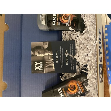 AXE Dark Temptation Body Spray