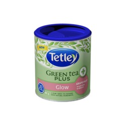 Tetley Green Tea Plus Glow