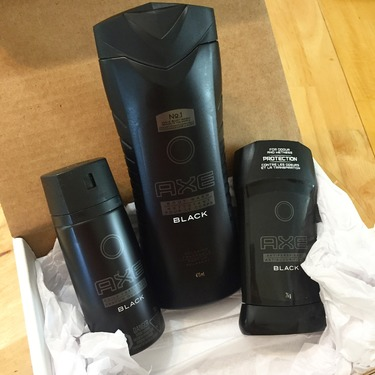 AXE Black Antiperspirant