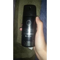 AXE Black Body Spray