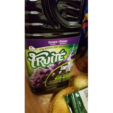 Fruite Grape Juice