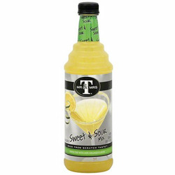 Mr and Mrs T Sweet and Sour Mixer