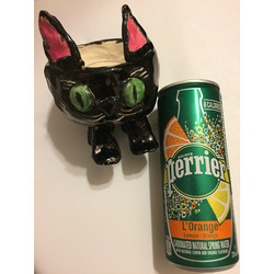 Perrier Orange Carbonated Water