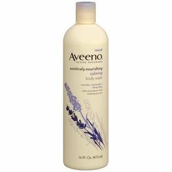 Aveeno Active Naturals Positively Nourishing Calming Body Wash