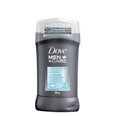 Dove Men + Care Clean Comfort Deodorant Stick