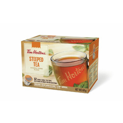 Tim Horton's Steeped Tea K Cups