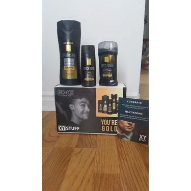 AXE Gold Anti-Perspirant