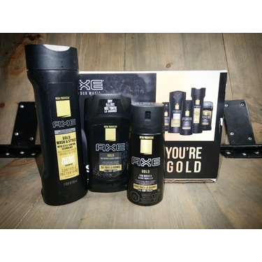 AXE Gold Wash & Care Shampoo