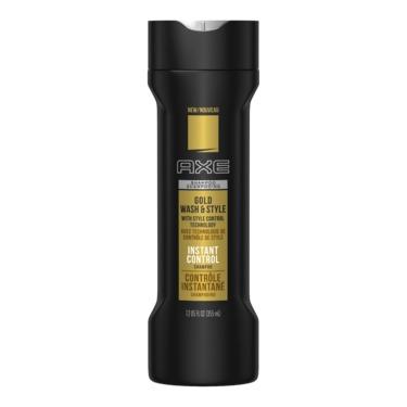 AXE Gold Wash & Care Shampoo