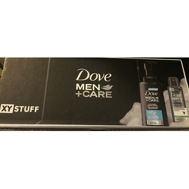 Dove Men+Care Stain Defense Fresh Dry Spray Anti-perspirant