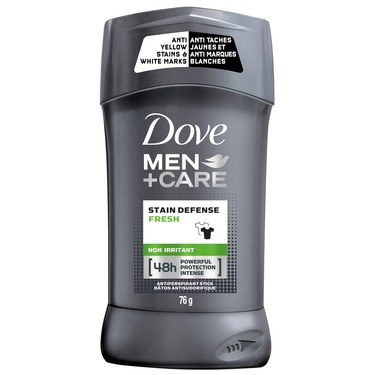 Dove Men+Care Stain Defense Fresh Anti-perspirant Stick