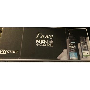 Dove Men+Care Clean Comfort Foaming Body Wash