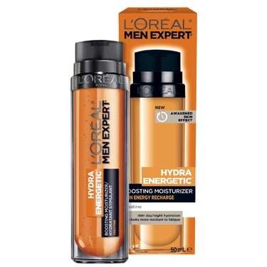 L'Oreal Men Expert Hydra Energetic Boosting Moisturizer with Creatine