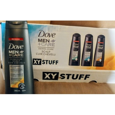 Dove Men+Care Derma+Care Scalp Dryness and Itch Relief 2-in-1
