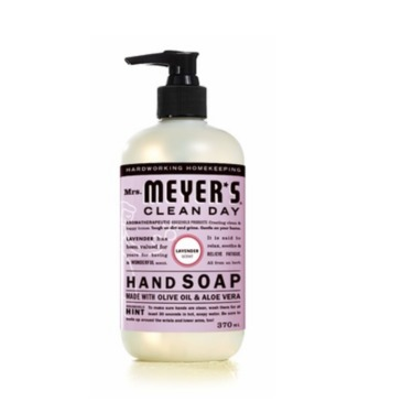 Mrs. Meyer's Clean Day Lavender Hand Soap