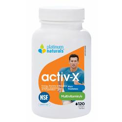 Activ-x men's multivitamin