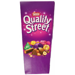 Quality Street Imported Caramels, Crèmes & Pralines